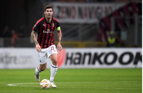 Alessio Romagnoli Mengomentari Permainan AC Milan?
