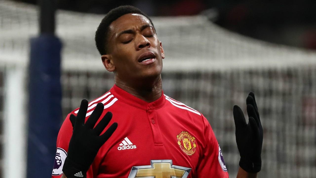 Anthony Martial Bersinyal Akan Tinggalkan Manchester United