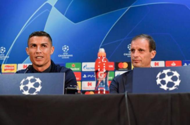 Ronaldo Pede Bisa Menang Lawan Manchester United