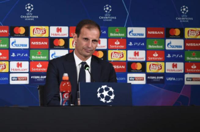 Juventus Tak Menang Allegri Salahkan Manchester United?