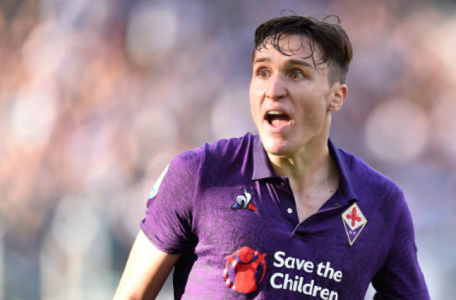 Rumor Gabung Juventus? Federico Chiesa Tak Peduli