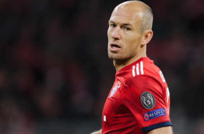 Arjen Robben Tak Ingin Pikirkan Pensiun