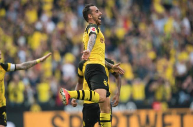 Borussia Dortmund Ingin Permanenkan Paco Alcacer