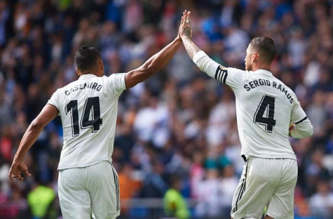 Gelandang Real Madrid Senang Raih Tiga Poin