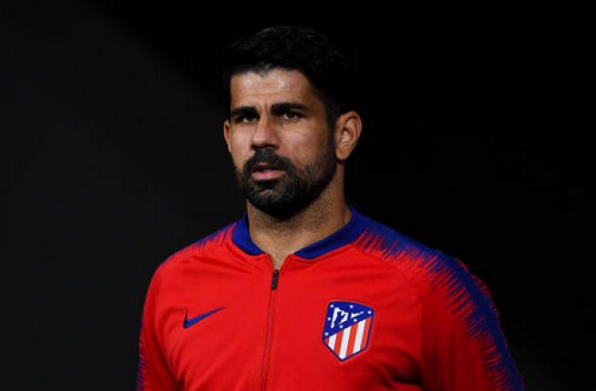 Lawan Dortmund Diego Costa Siap Bermain