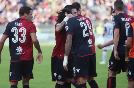 Hasil Liga Italia: Cagliari vs Chievo 2-1