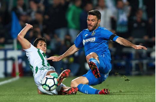 Hasil Liga Spanyol: Getafe vs Real Betis 2-0