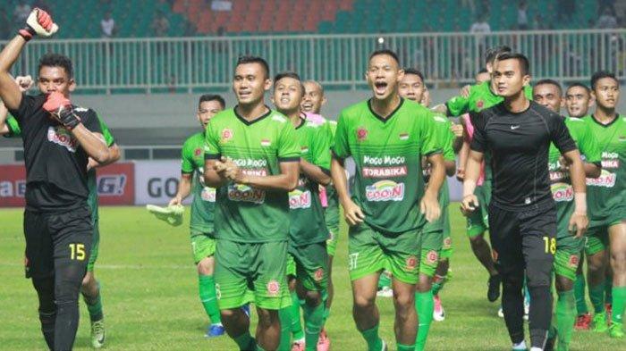 Hasil Liga Indonesia: PS TNI vs Persela Lamongan 4-1