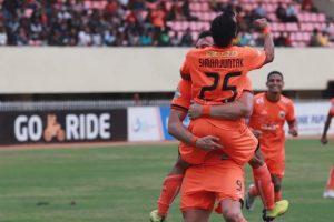 Hasil Liga Indonesia: Persija Jakarta vs Barito Putera 3-0