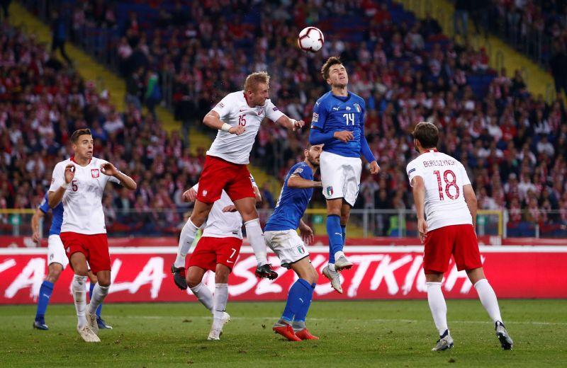 Prediksi Polandia vs Italia 15 Oktober 2018