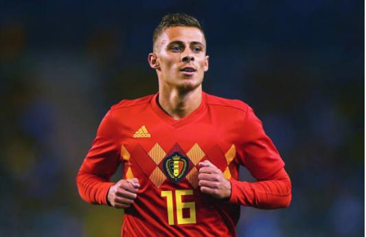 Thorgan Hazard Akan Gantikan Jodan Sancho Di Borussia Dortmund?