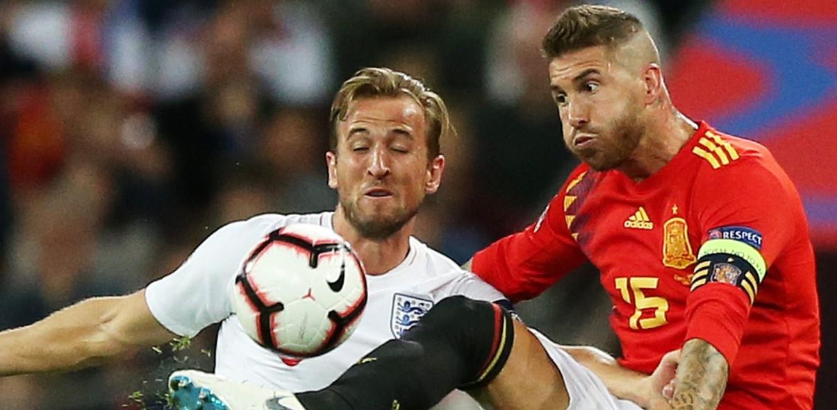 Hasil Pertandingan Spanyol vs Inggris 2-3