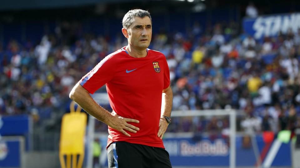 Valverde : Ada El Clasico Yang Lebih Memorial Ketimbang Tanpa Messi dan CR7