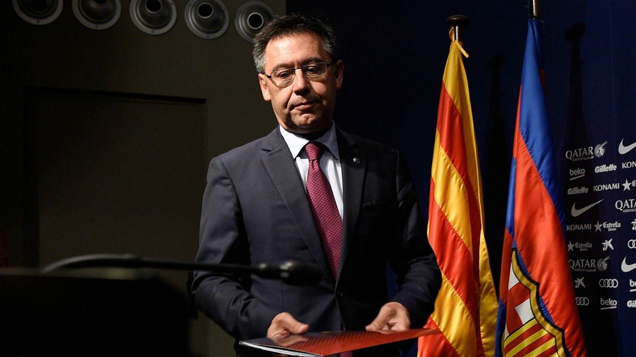 Josep Bartomeu Beberkan Pemain Incaran Barcelona Selanjutnya