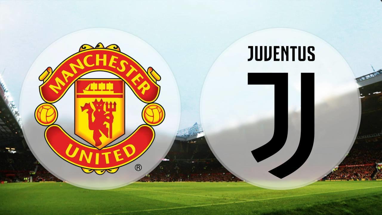 Hasil Pertandingan Man United Vs Juventus : 0-1