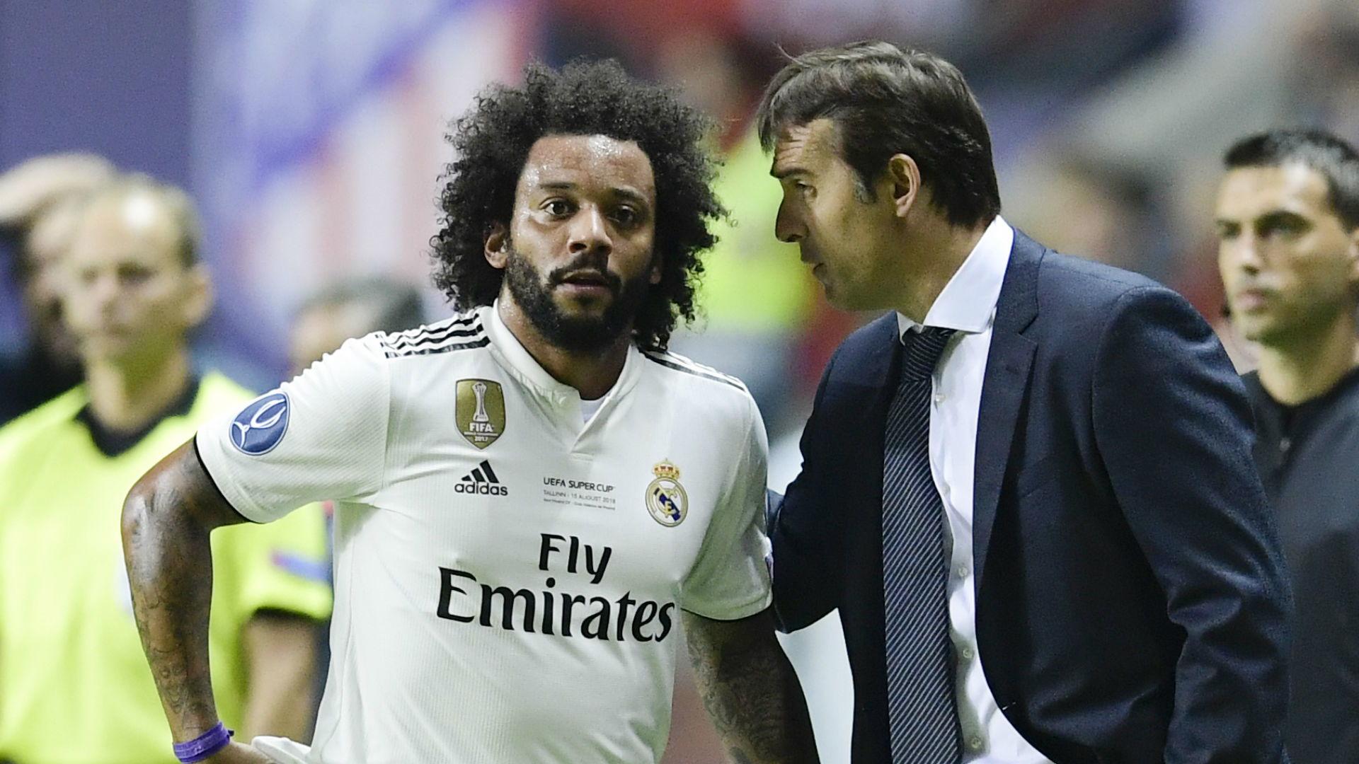 Marcelo Tegaskan Madrid Tetap Dukung Lopetegui
