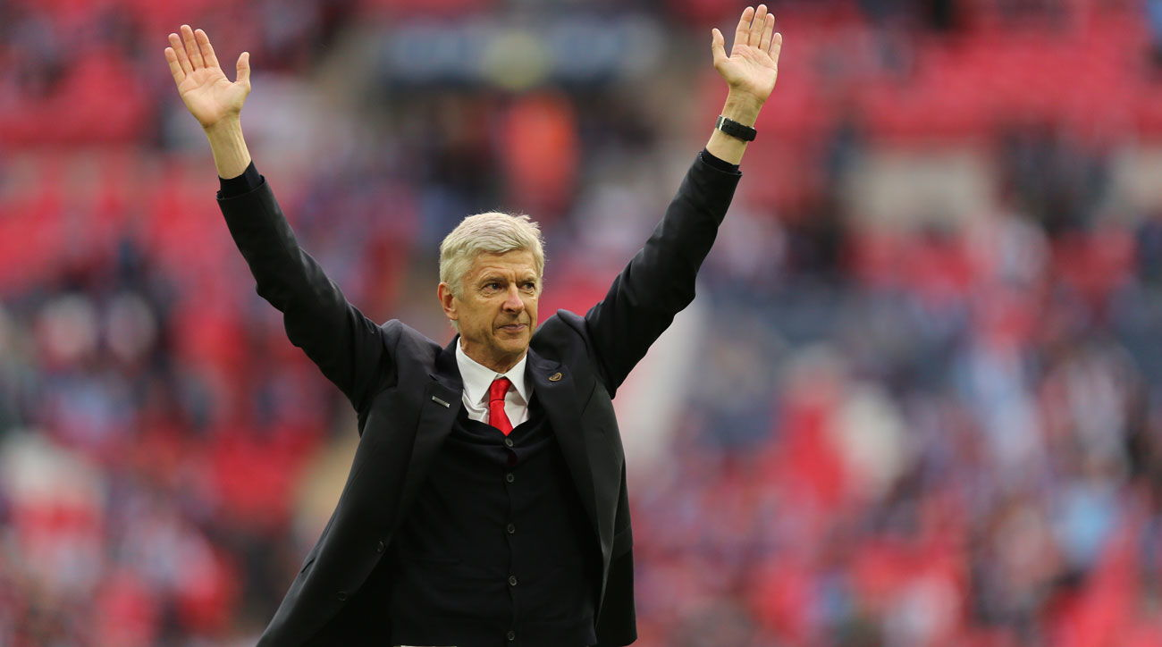 Arsene Wenger Siap Megantikan Pelatih Ini
