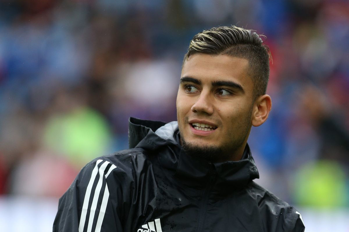 Andreas Pereira Sesumbar Bisa Kalahkan Juventus