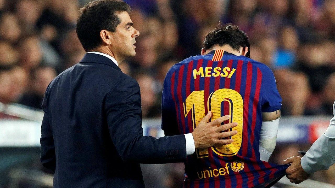 Absennya Messi Menjadi Sebuah Keuntungan Untuk Inter