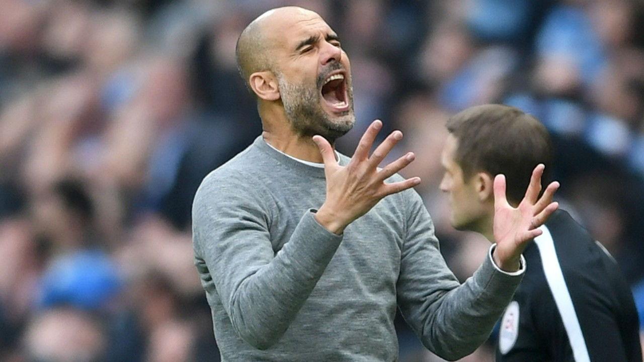Guardiola Klaim Man City Belum Siap Juara Liga Champions