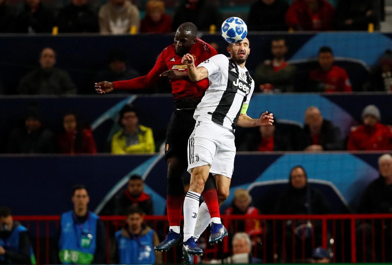 Chiellini Tak Puas Atas Kemenangan Juventus