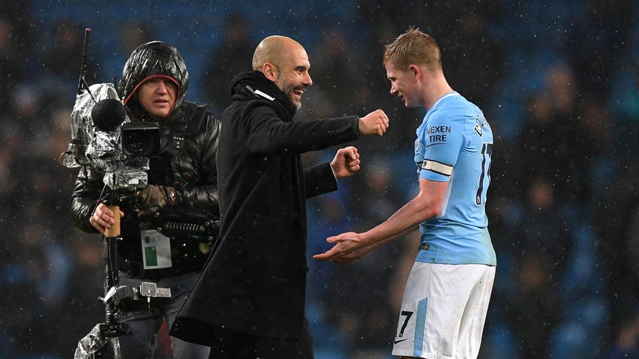 Pep Guardiola mengkonfirmasi bahwa Kevin de Bruyne siap memperkuat Manchester City saat menghadapi Burnley.