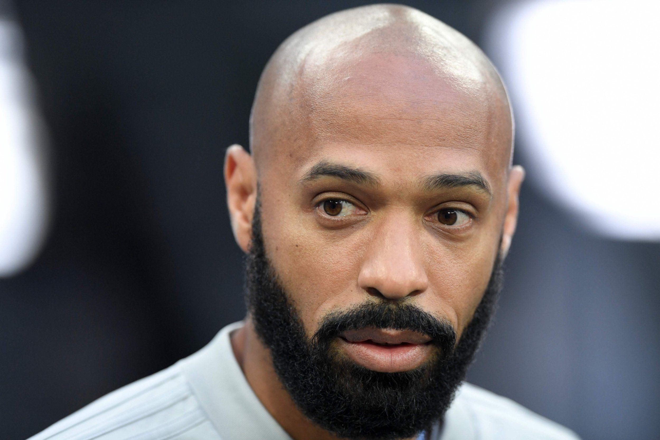 Thierry Henry Dapat Dukungan Dari Pelatih Timnas Belgia