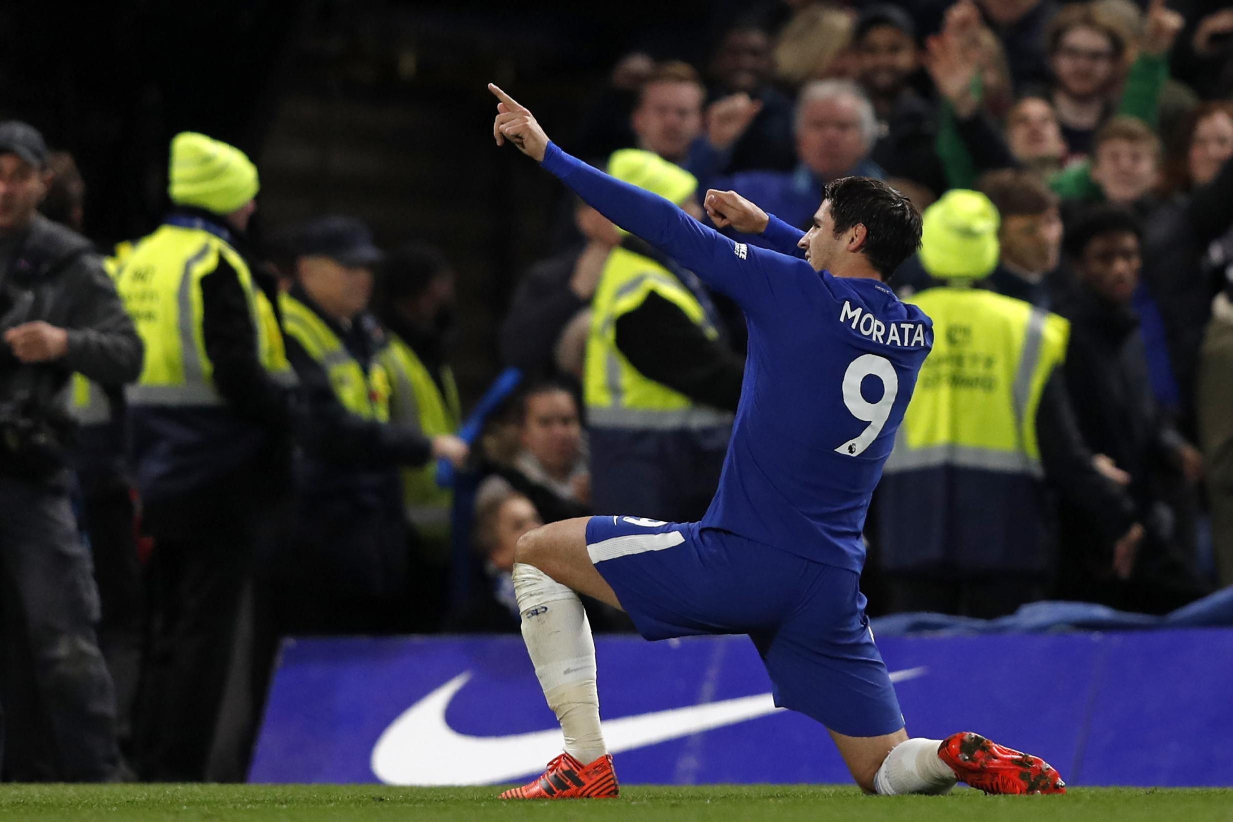 Legenda Chelsea Dukung Alvaro Morata Untuk Tampil Konsisten