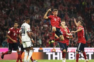 Bayern Munchen Terlihat Kesulitan Melawan Tim Ini