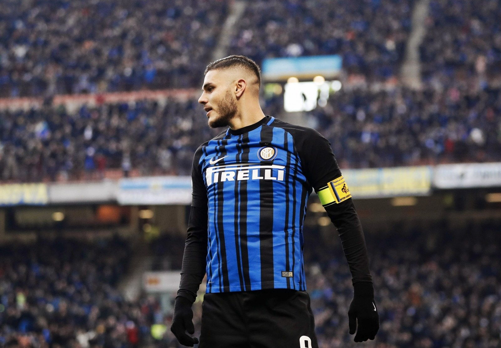 Zamorano Klaim Icardi Akan Jadi Kunci Inter Kalahkan Barcelona