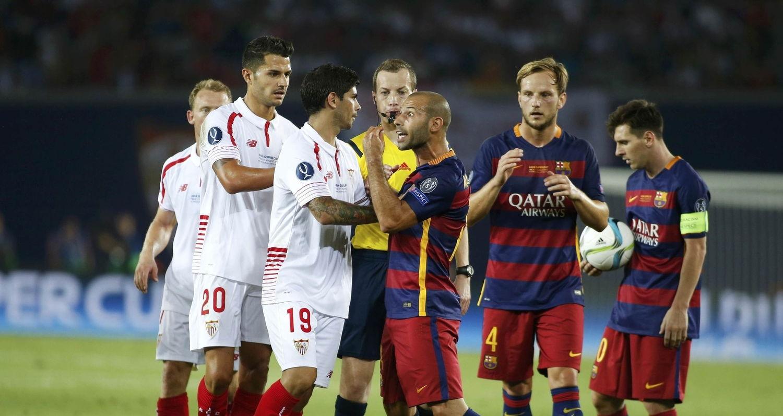 Pemain Ini Meminta Sevilla Tidak Takut Saat Hadapi Barca
