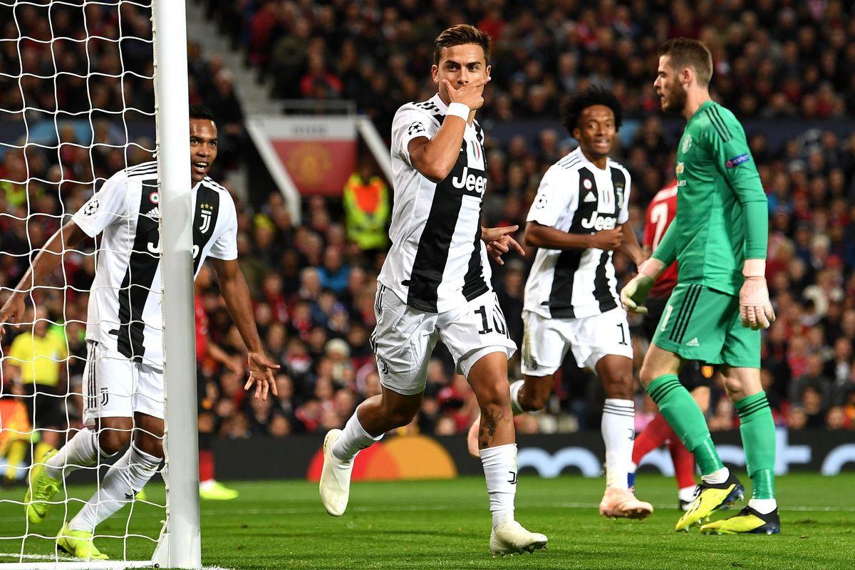 Manchester United Kalah Lawan Juventus, Scholes Angkat Suara