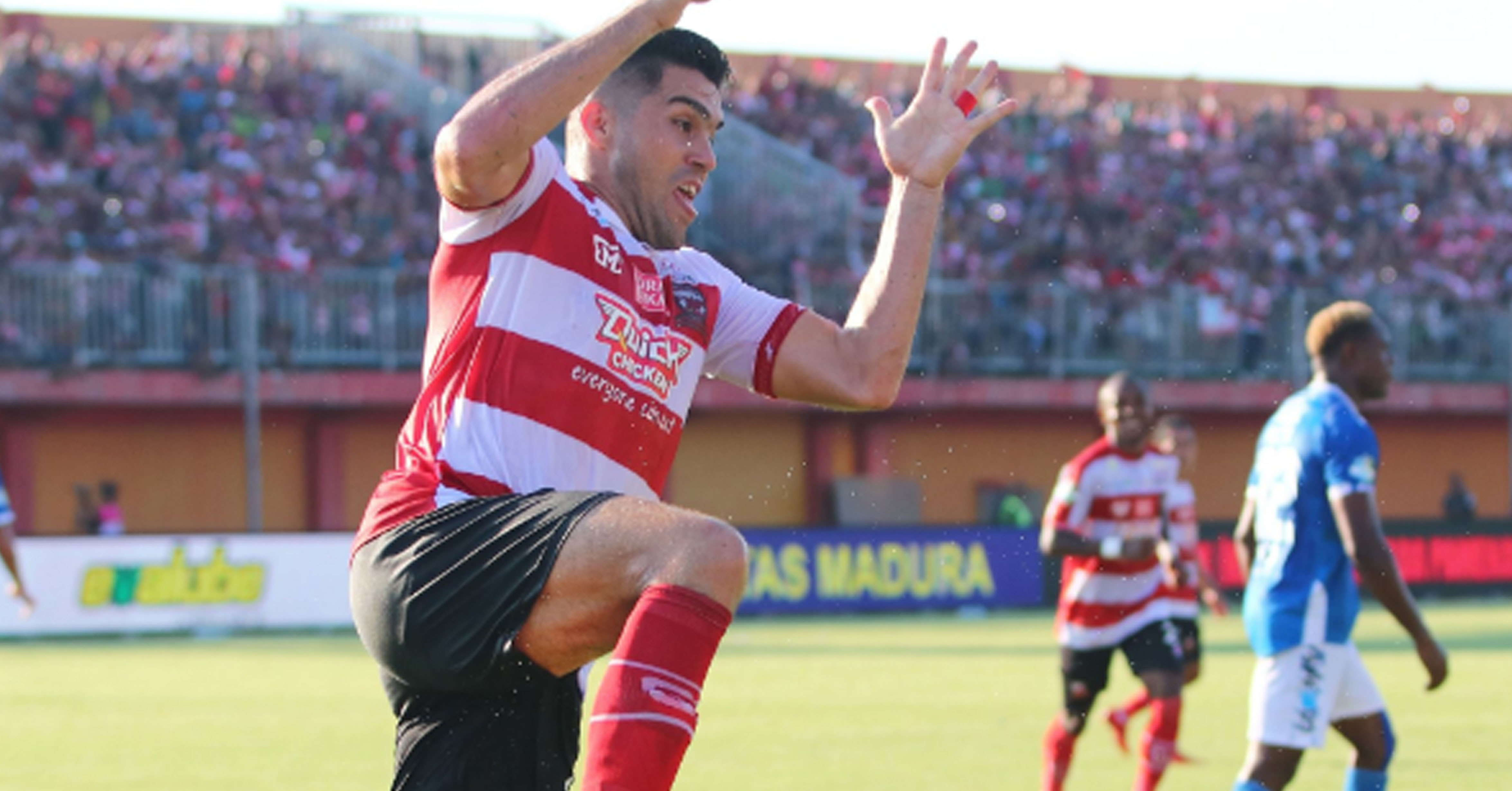 Madura United Sudah Bisa Mainkan Fabiano Beltrame