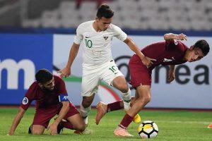 Hasil Akhir Pertandingan Indonesia U-19 Vs Qatar U-19 5-6