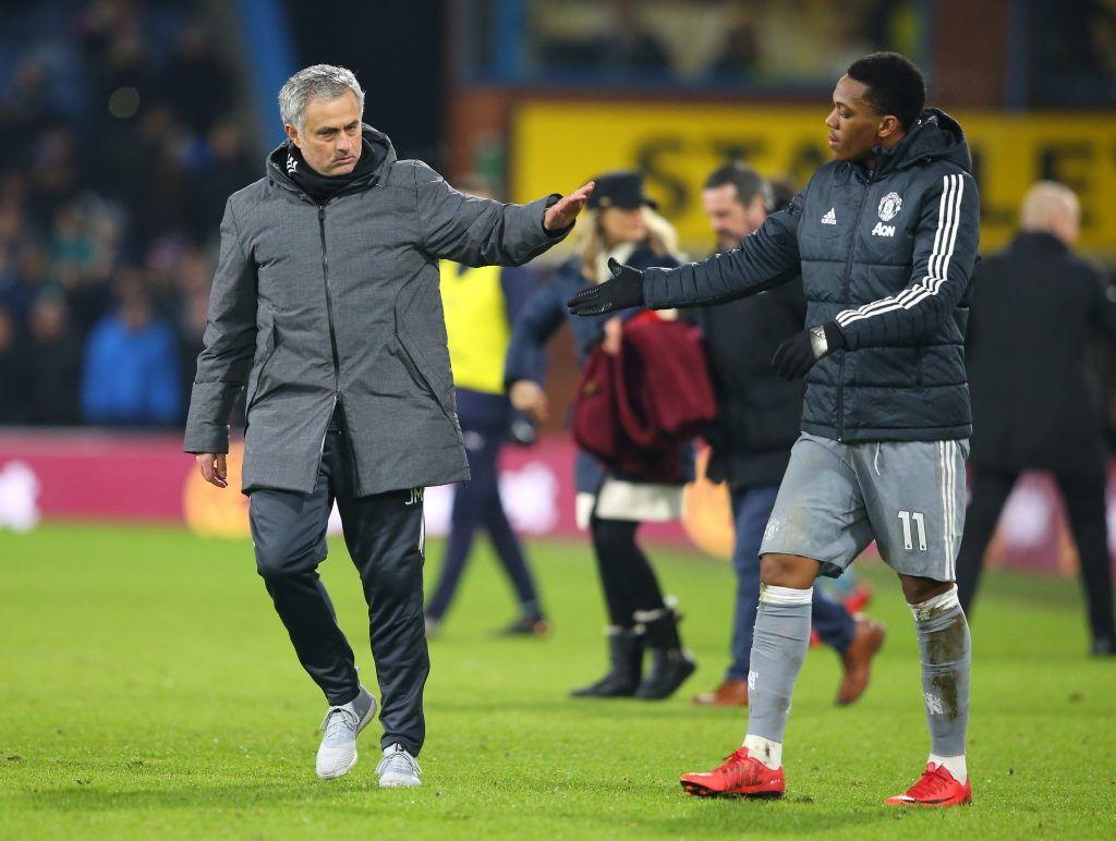 Martial Bantah Kabar Dirinya Berselisih Dengan Mourinho