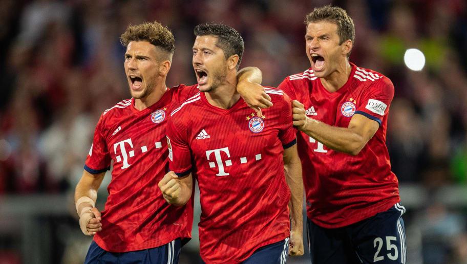 Bayern Munchen Masih Menjadi Favorit Juara Bundesliga