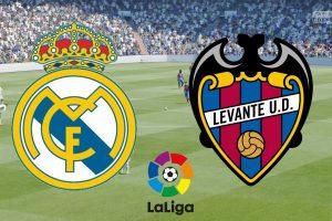 Prediksi Pertandingan - Real Madrid - Levante 20/10/2018
