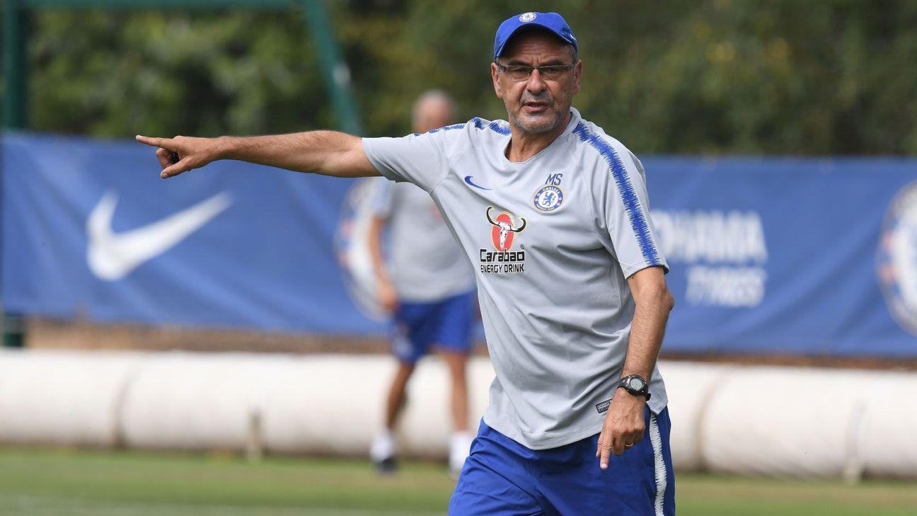 Maurizio Sarri : Juve Dan Man City Kandidat Terkuat Juara UCL