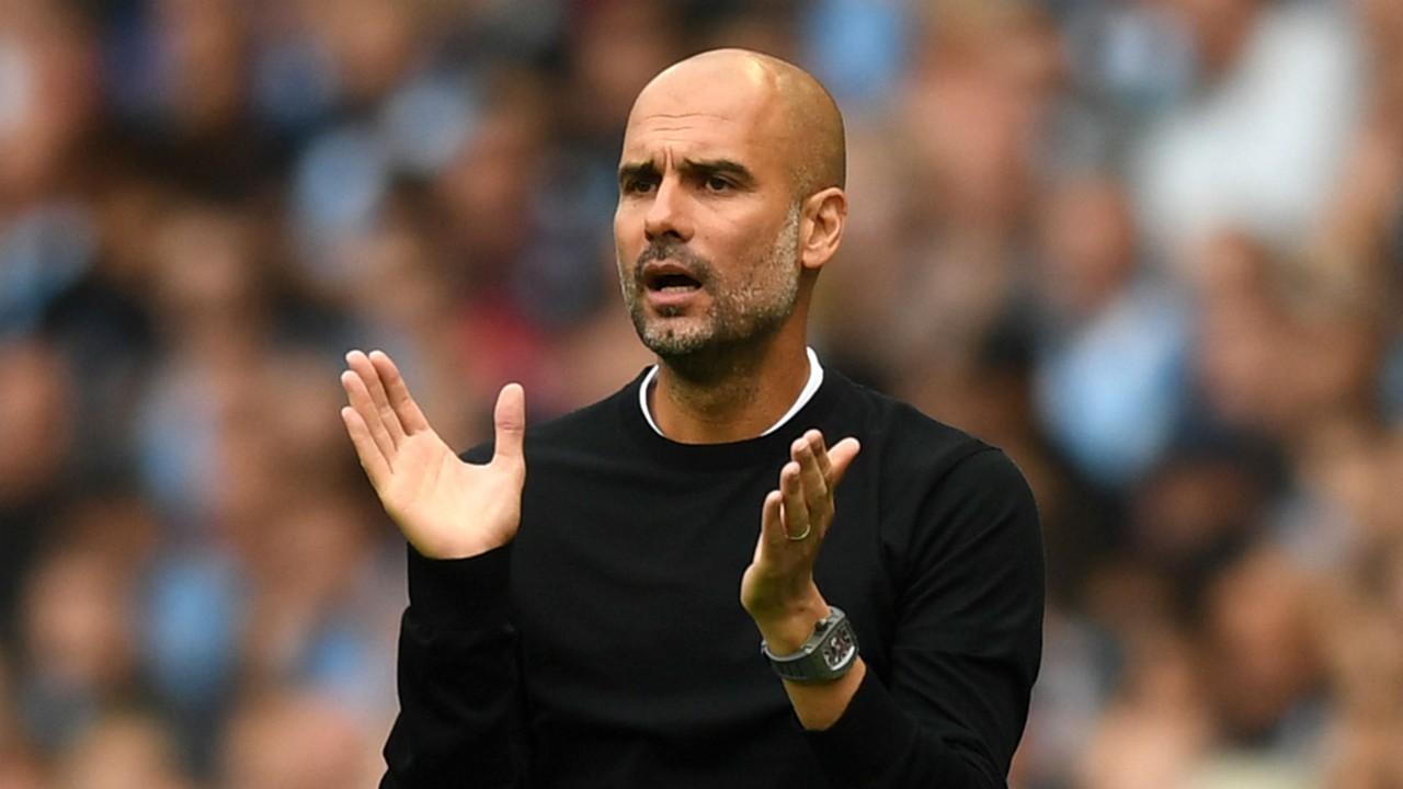 Pelatih Manchester City Belum Yakin Timnya Bisa Menjuarai Liga Champions