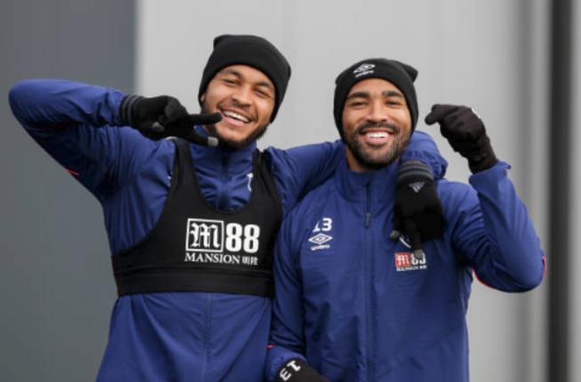 Striker Andalan Bournemouth Siap Main Lawan Arsenal