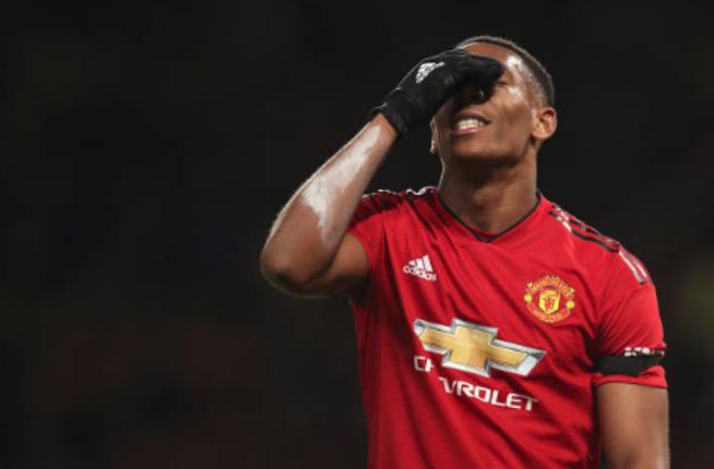 Legenda Man United Tak Heran Tahu Martial Tolak Kontrak Baru