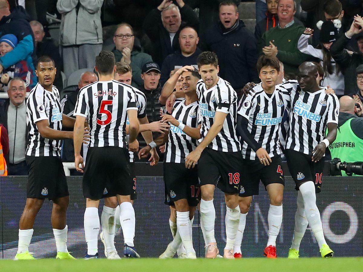 Newcastle Catatkan Kemenangan Pertama Mereka