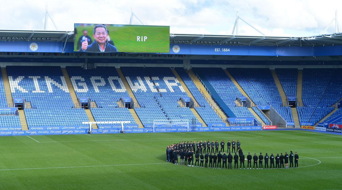 Pemain Leicester City Kembali Latihan Jelang Laga EPL