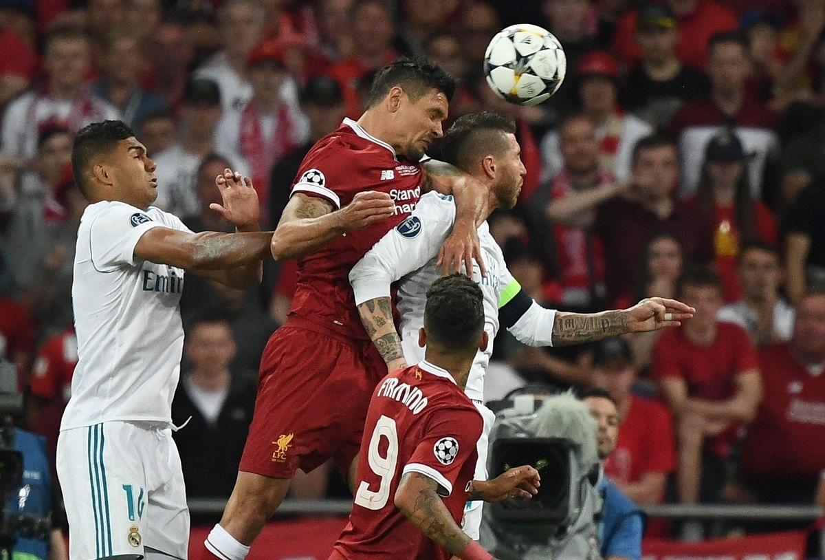 Lovren Lanjutkan Perseteruannya Dengan Sergio Ramos