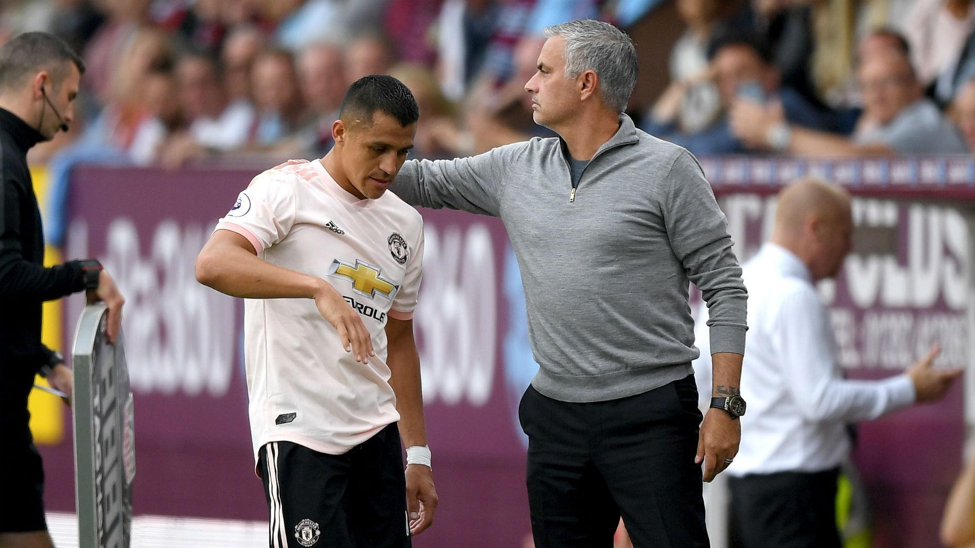 Jose Mourinho Berharap Sanchez Tidak Tinggalkan United