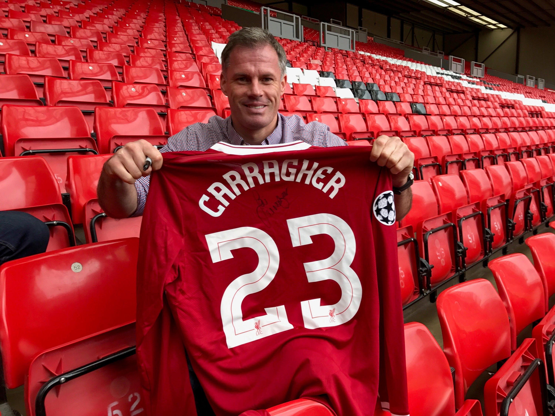 Jamie Carragher Tegaskan Fans Liverpool Santai