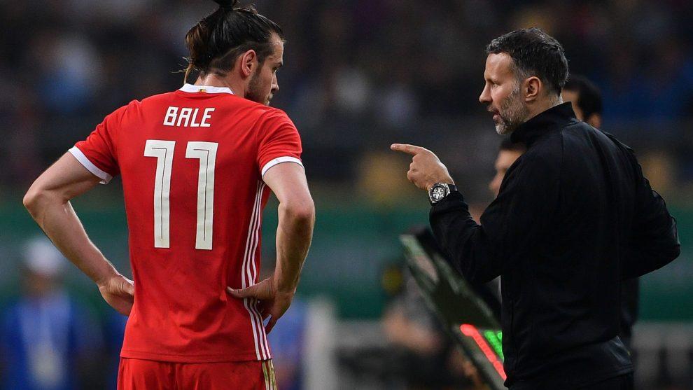Giggs Pastikan Bale Bermain Saat Hadapi Denmark