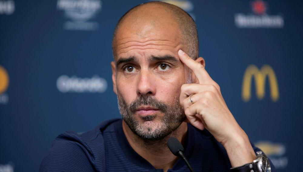 Guardiola Merasa Kecewa Timnya Kebobolan