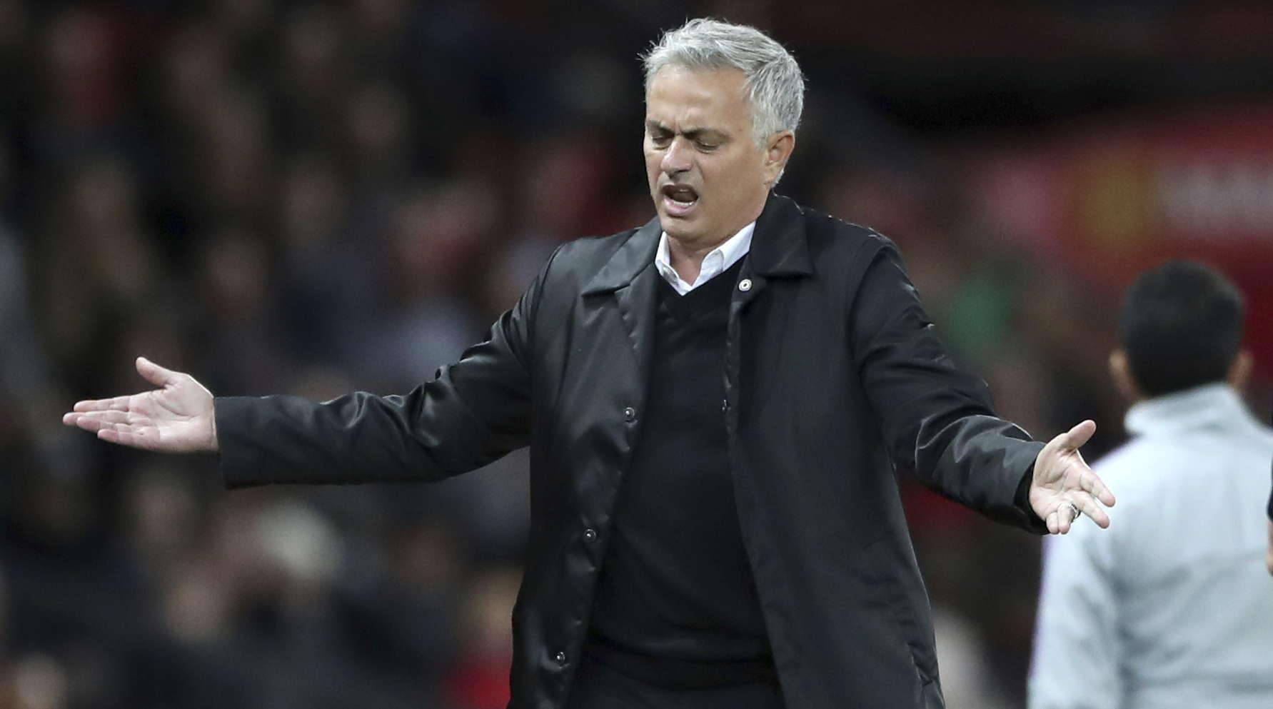 Jose Mourinho : Pemain Kami Kurang Agresif