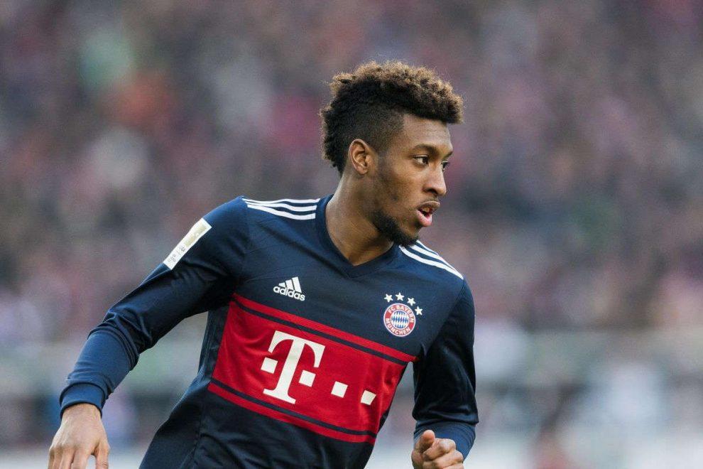 Kingsley Coman : Bayern Perlu Rekrut Pemain Muda